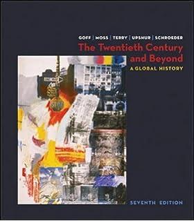 Amazon discovering the twentieth century world a look at the the twentieth century and beyond a global history fandeluxe Choice Image