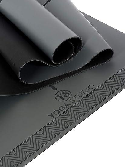 YogaStudio The Grip - Esterilla de alineación (68 x 183 cm ...