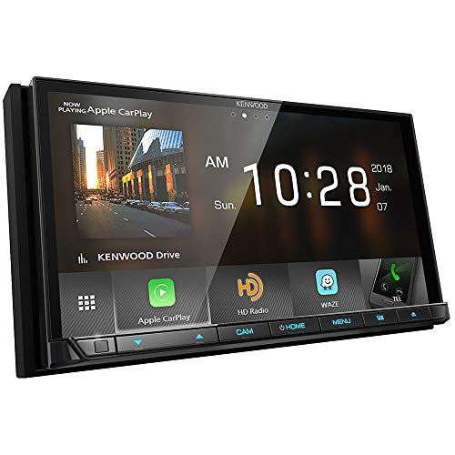 (Kenwood DDX9705 Double DIN DVD Receiver with Bluetooth DDX9705S)