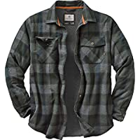 Legendary Whitetails Men's Archer Thermal Lined Flannel...