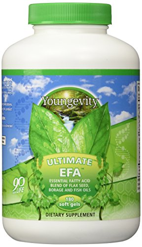 Youngevity 21832 ULTIMATE EFA SOFTGELS product image