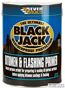 Everbuild 90205 Bitumen & Flash Primer 5L