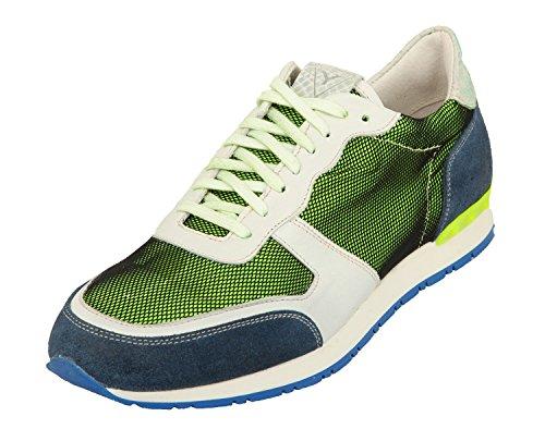 Green Ylati Suede Mercurio textile Uomo Verde Sneaker nwUATf