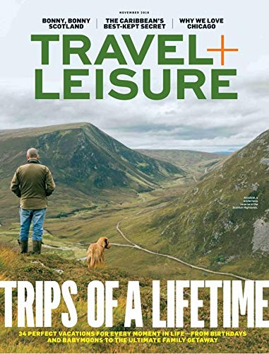 Magazines : Travel + Leisure