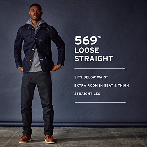 Levi's Men's 569 Loose Straight-Leg Jean