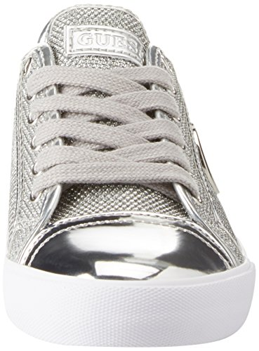 Donna Argento Lady Sneaker Guess Footwear Active Iqx8U
