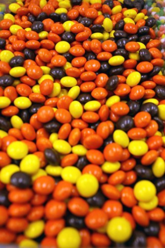 REESE'S Pieces Candy BULK (3 POUND BAG)