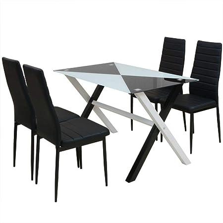 Donen - Conjunto de Muebles de Cocina y Comedor - Conjunto de Mesa ...
