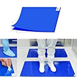 24×36″Cleanroom Usage Dust Remover Adhesive Regular Sticky Tacky Mats (10 Pads of 30 Sheets)