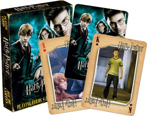 (Aquarius Harry Potter & The Order of The Phoenix Playing Cards)
