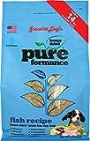Grandma Lucy's Freeze-Dried Grain-Free Pet Food: Pureformance Fish 3lbs