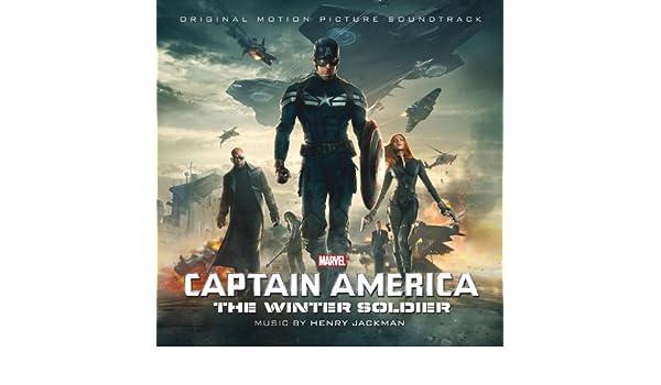 Captain America: The Winter Soldier (Original Motion Picture Soundtrack) de Henry Jackman en Amazon Music - Amazon.es