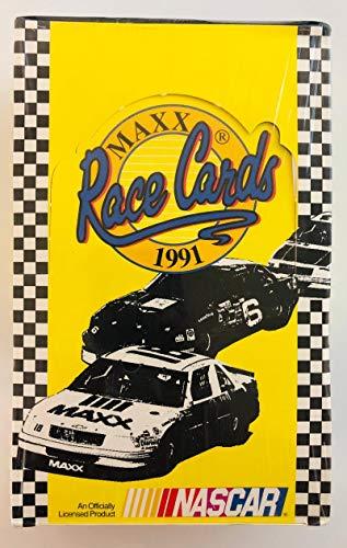 - 1991 Maxx Race NasCar Racing Box