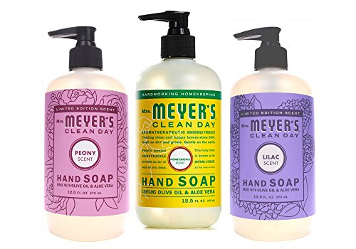 Mrs. Meyer's Clean Day Limited Edition Spring Floral Collect