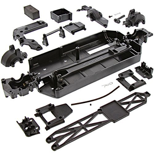 Kyosho Front Bumper (Kyosho 1/10 Dirt Hog 4WD RS CHASSIS, RECEIVER BOX, FRONT BUMPER & GEAR COVER by Kyosho)