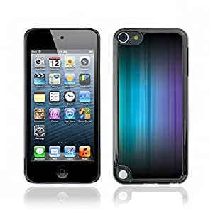 Super Stellar Slim PC Hard Case Cover Skin Armor Shell Portection // V0000418 Abstract Rainbow Colour Spectrum // Apple iPod Touch 5 5G 5th
