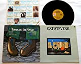 Cat Stevens LP Teaser And The Firecat (TFC1) - A&M Records 1971 - Sterling LH - ''Morning Has Broken'' ''Moonshadow'' Peace Train''