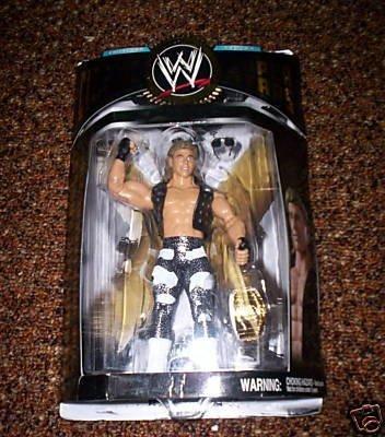 WWE Jakks Pacific Wrestling Classic Superstars Series 6 Action Figure HBK Shawn Michaels (Wwe Shawn Toy Michaels)