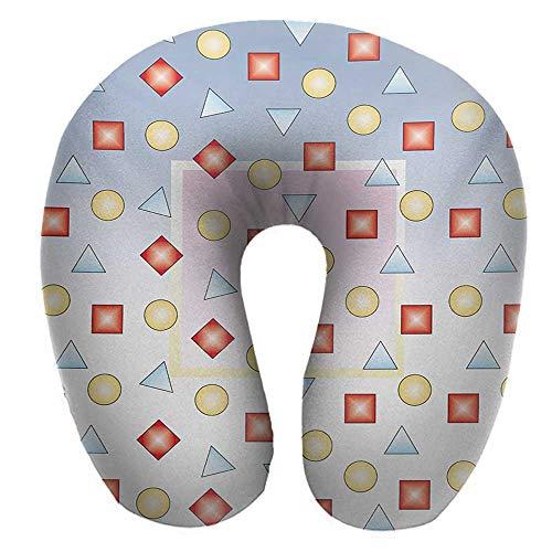 BlountDecor Outdoor Neck Pillow,11.8