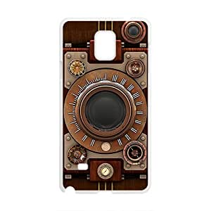 Complex Table Fashion Comstom Plastic case cover For Samsung Galaxy Note4