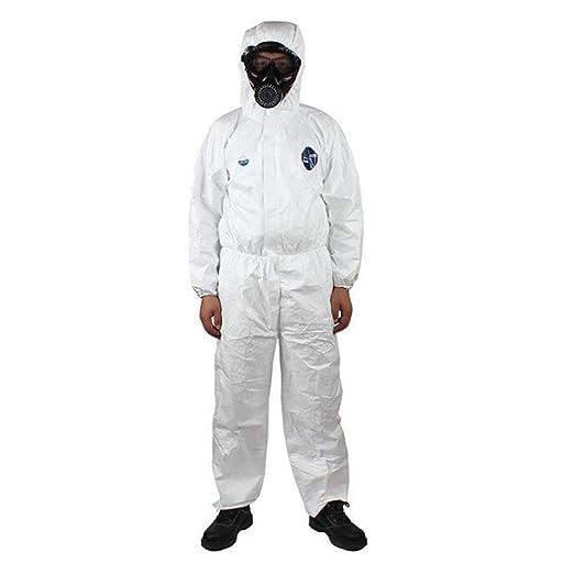 WD FHF Overol Protector, antiestático Ropa Protectora contra el ...