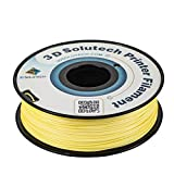 3D Solutech Banana Yellow 3D Printer PLA Filament