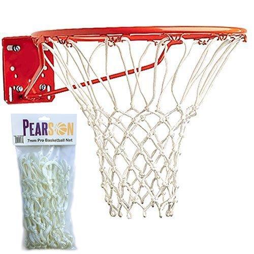 Pearson Professional 7mm Basketball Net | 12 Loop Basketball Net