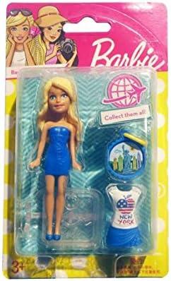 Amazon.es: Barbie FDY03. Muñeca y accesorios. Nueva York.: Juguetes y juegos