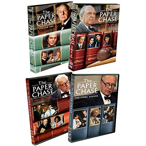 The Paper Chase: Complete TV Series Seasons 1-4 DVD - Series Tv Paper The Chase