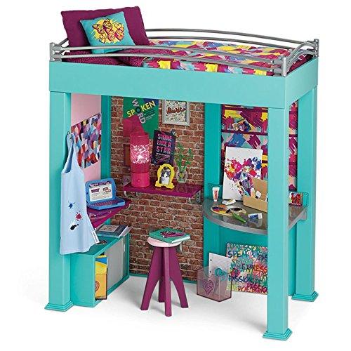 American Girl - Gabriela McBride - Gabriela's Loft Bed for 18-inch Dolls - American Girl of 2017 by American Girl