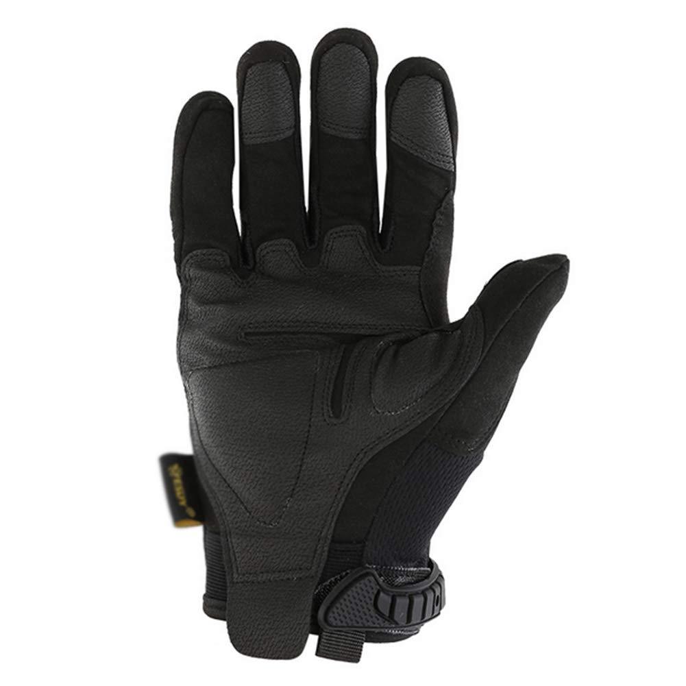 TZTED Motorrad Handschuhe Taktische Handschuhe Herren Vollfinger Vollfinger Herren Army Gloves Ideal für Airsoft Handschuhe Outdoor Sport Handschuhe c459be