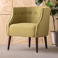 Christopher Knight Home 300283 Brandi Arm Chair, Green