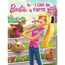 I Can Be A Farm Vet  (Barbie) (Step into Reading)