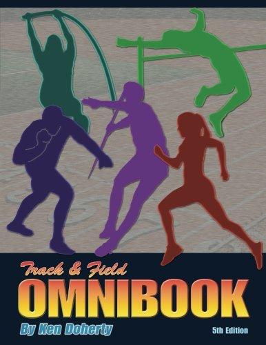 Track & Field Omnibook by Brand: Tafnews Press