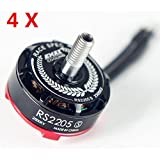BangBang 4x Emax RS2205S 2300KV Racing Edition Brushess Motor for FPV Racing