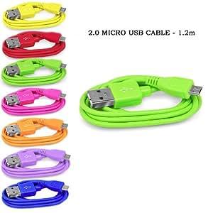 Sleek Gadgets–Cable micro USB 2.0para HTC One V