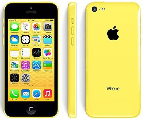Apple iPhone 5c 16GB (Yellow) - Sprint (Iphone 5 C Unlocked Price)