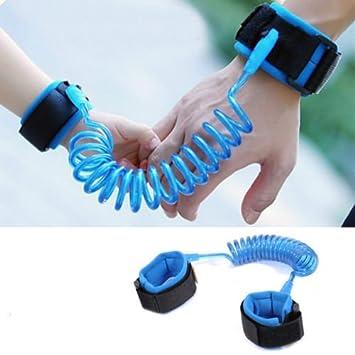 Sicherheitsgurt Laufleine Kinder Leine Anti Verloren Wristband Handgelenk Gürtel