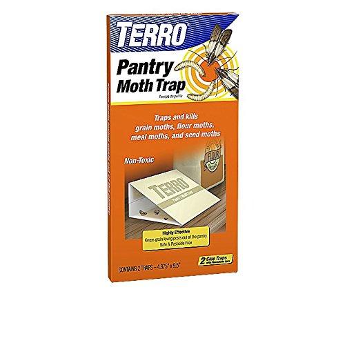 Pantry Gypsy Moth Trap(Pack of 2) - Gypsy Moth Lure