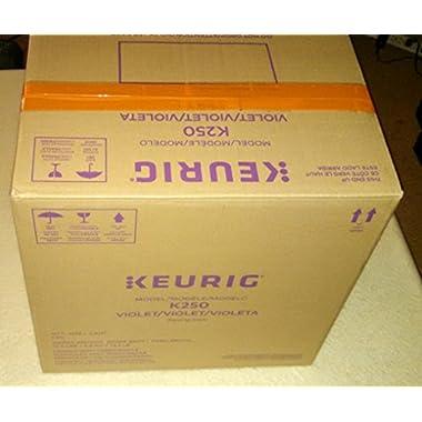 Keurig K250 2.0 Brewing System, Violet