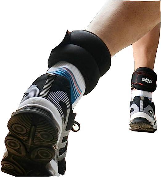 DuHLi Running Weight-Bearing Sandbag Strap Steel Plate Invisible Adjustable Fitness Yoga Sports Bracelet Training Wrist Ankle