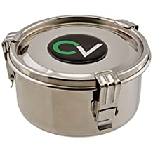 CVault Humidity Control Airtight Stash Container by FreshStor - Size: Medium (8g Boveda Pack Included)