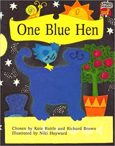 One Blue Hen: Colour Rhymes (Cambridge Reading)