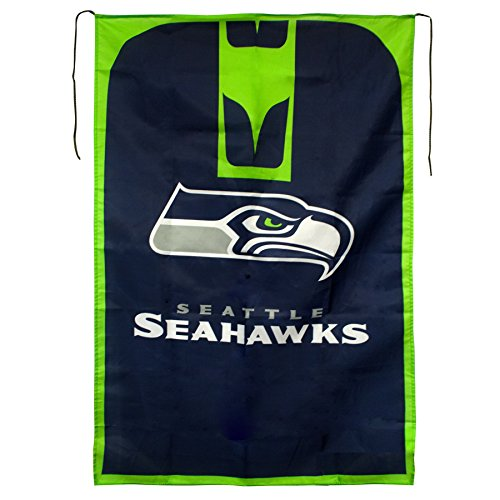NFL Seattle Seahawks Team Fan Flag