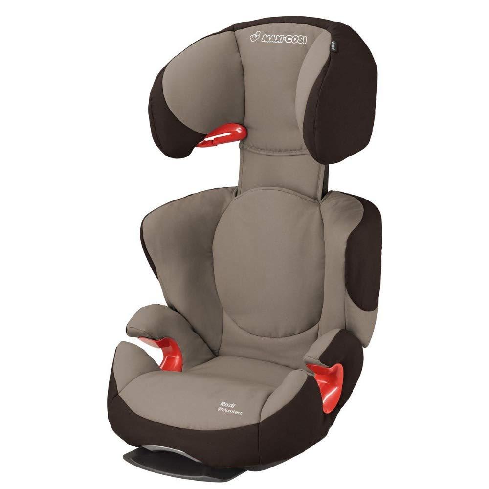 Autositzerh/öhung mit hoher R/ücklehne Maxi-Cosi Rodi AirProtect Kindersitz Authentic Red rot 3,5-12 Jahre 15-36 kg