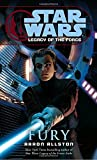 fury star wars legacy of the force book 7