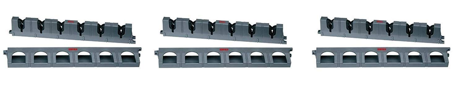 Rapala Lock 'n' Hold Rod Rack (Pack of 3) by Rapala (Image #1)