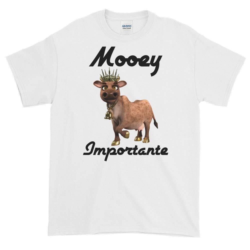 Unisex Dobrador Shopateria Mooey Importante T-Shirt