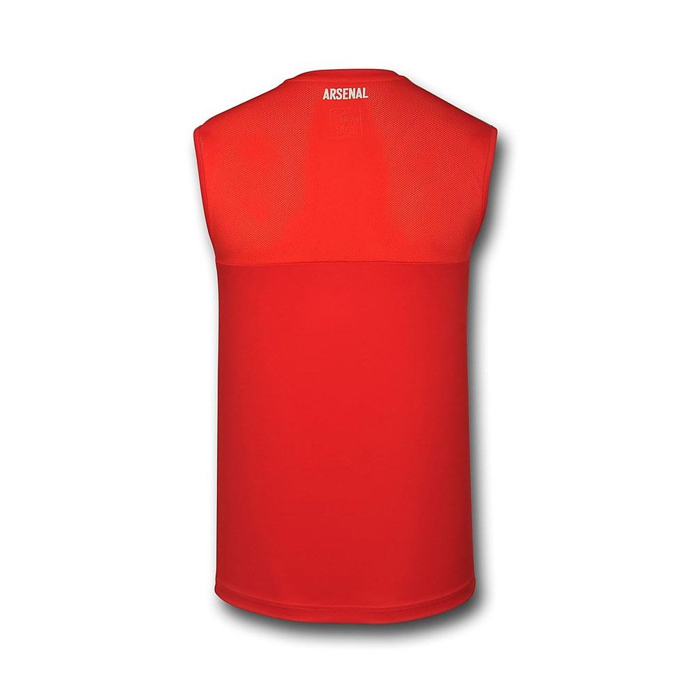 955cfa4bc Puma 2016-2017 Arsenal Sleeveless Training Jersey (Red)  Amazon.co.uk   Sports   Outdoors