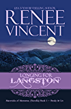 Longing For Langston (Mavericks of Meeteetse, Book 1: Brody & Liv)